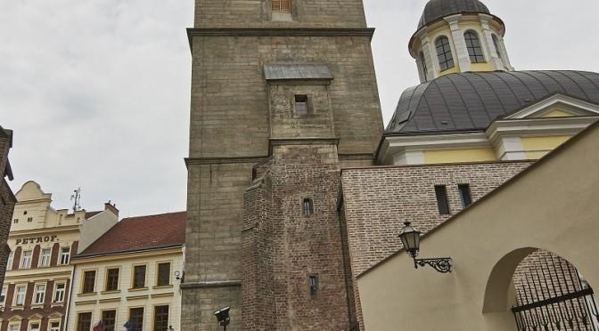 Otevření Bílé věže po rekonstrukci