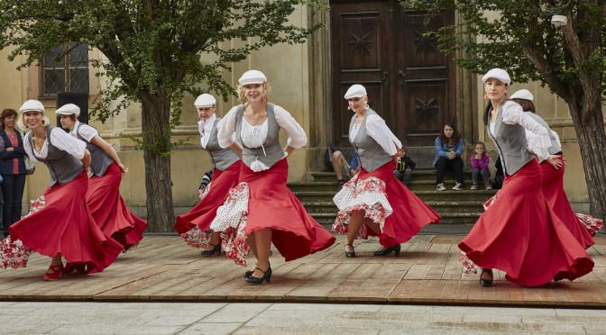 Flamenco v Hradci