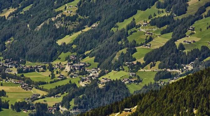 Rakousko – srpen 2016