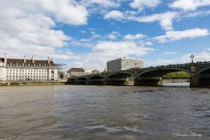 Anglie - Londýn z lodi